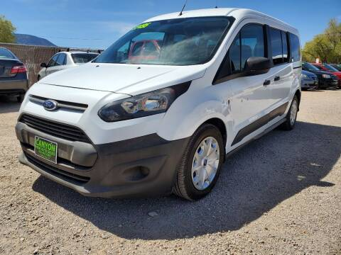 2014 Ford Transit Connect Wagon for sale at Canyon View Auto Sales in Cedar City UT