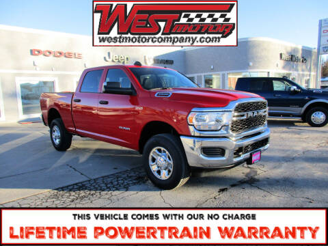 2021 RAM Ram Pickup 2500 for sale at West Motor Company in Preston ID