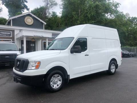 2014 Nissan NV Cargo for sale at Ocean State Auto Sales in Johnston RI