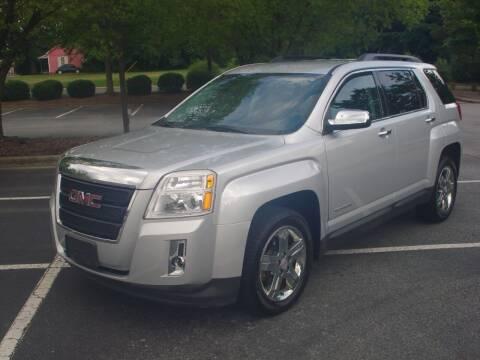 2013 GMC Terrain for sale at Uniworld Auto Sales LLC. in Greensboro NC
