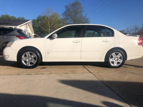 2007 Chevrolet Malibu for sale at H3 Auto Group in Huntsville TX
