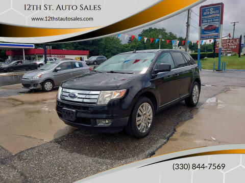 2008 Ford Edge for sale at 12th St. Auto Sales in Canton OH