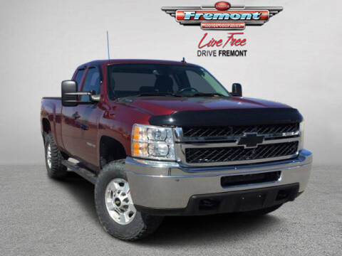 2013 Chevrolet Silverado 2500HD for sale at Rocky Mountain Commercial Trucks in Casper WY