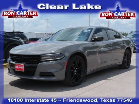 2018 Dodge Charger for sale at Ron Carter  Clear Lake Used Cars in Houston TX