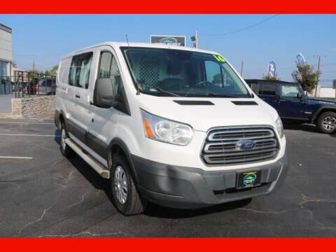 2016 Ford Transit Cargo for sale at AUTO POINT USED CARS in Rosedale MD