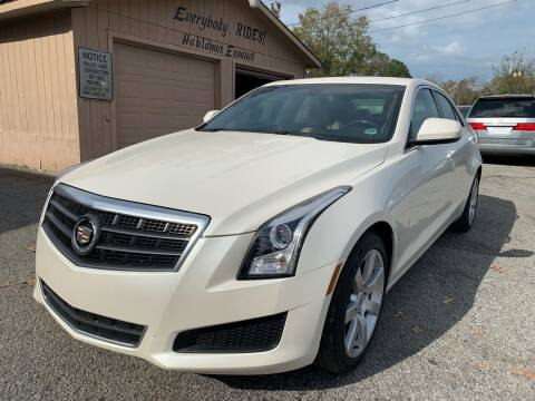 2013 Cadillac ATS for sale at Auto Mart in North Charleston SC