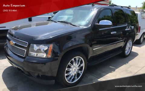 2012 Chevrolet Tahoe for sale at Auto Emporium in Wilmington CA