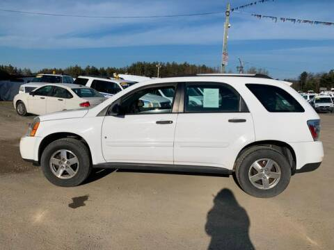 2009 Chevrolet Equinox for sale at Upstate Auto Sales Inc. in Pittstown NY