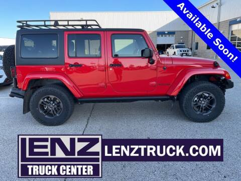 2018 Jeep Wrangler JK Unlimited for sale at Lenz Auto - Coming Soon in Fond Du Lac WI