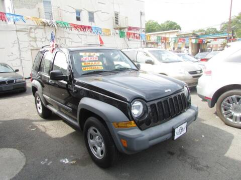 2005 Jeep Liberty for sale at K & S Motors Corp in Linden NJ
