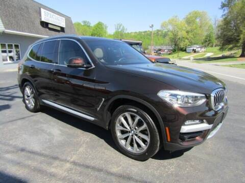 2019 BMW X3 for sale at Specialty Car Company in North Wilkesboro NC