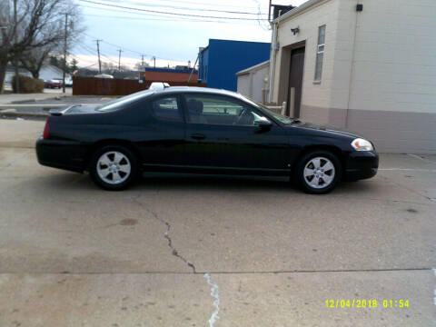 2006 Chevrolet Monte Carlo for sale at Fred Elias Auto Sales in Center Line MI