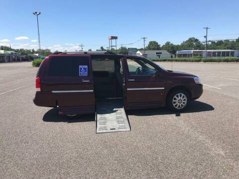 2007 Buick Terraza for sale at BT Mobility LLC in Wrightstown NJ