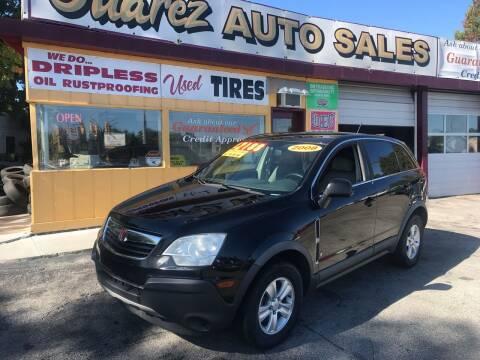 2008 Saturn Vue for sale at Suarez Auto Sales in Port Huron MI