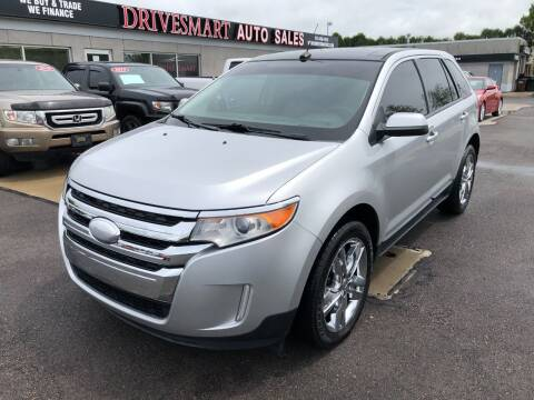 2012 Ford Edge for sale at DriveSmart Auto Sales in West Chester OH