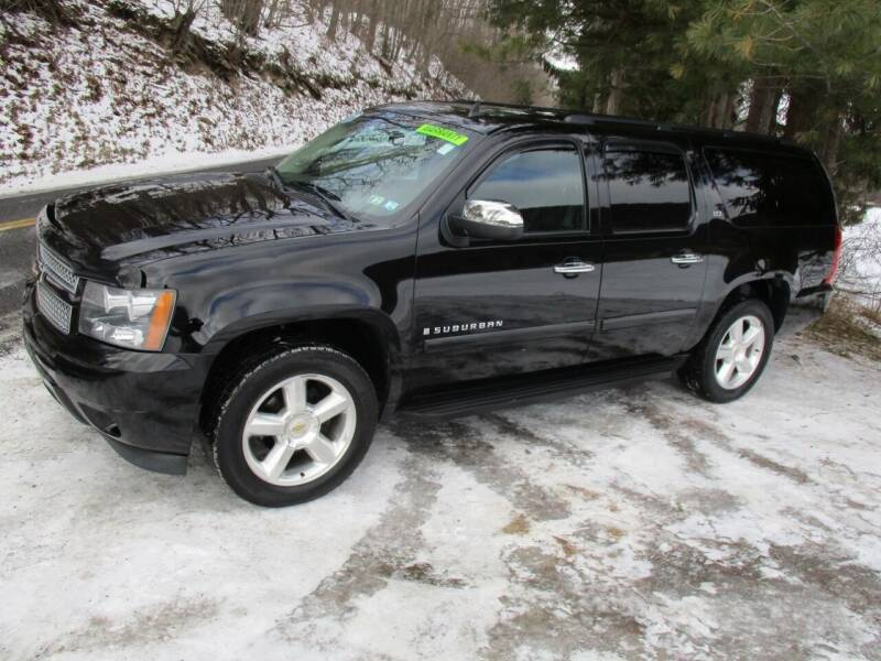 2008 Chevrolet Suburban for sale at W.R. Barnhart Auto Sales in Altoona PA