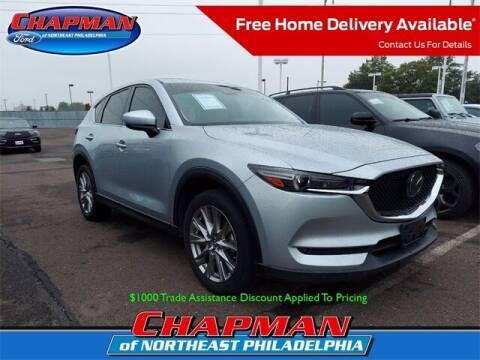 2019 Mazda CX-5 for sale at CHAPMAN FORD NORTHEAST PHILADELPHIA in Philadelphia PA