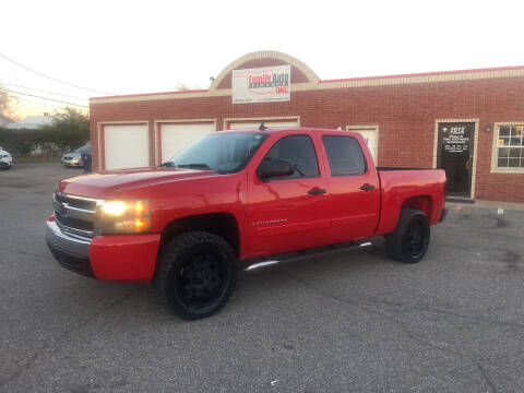 2008 Chevrolet Silverado 1500 for sale at Family Auto Finance OKC LLC in Oklahoma City OK