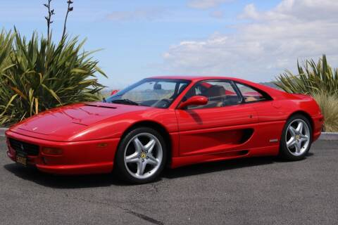 1998 Ferrari 355 for sale at 415 Motorsports in San Rafael CA