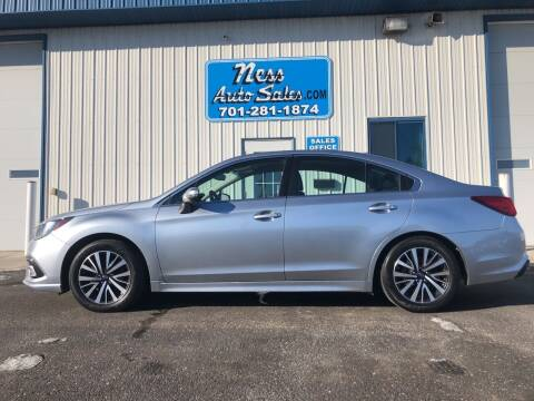 2018 Subaru Legacy for sale at NESS AUTO SALES in West Fargo ND