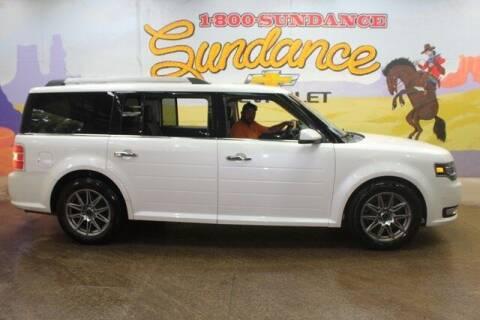2013 Ford Flex for sale at Sundance Chevrolet in Grand Ledge MI