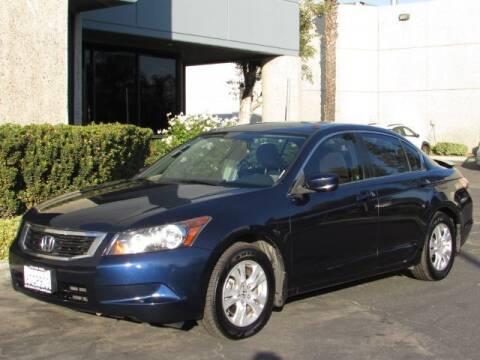 2008 Honda Accord for sale at Pennington's Auto Sales Inc. in Orange CA