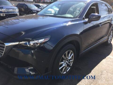 2018 Mazda CX-9 for sale at J & M Automotive in Naugatuck CT