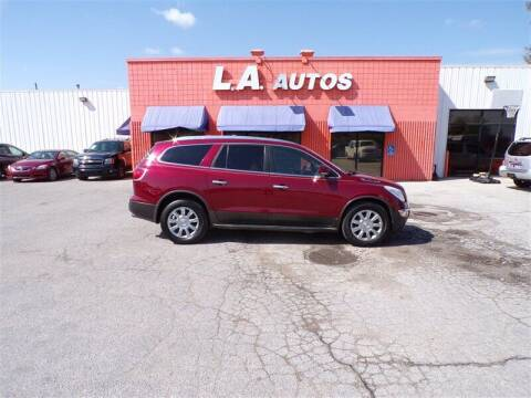 2011 Buick Enclave for sale at L A AUTOS in Omaha NE