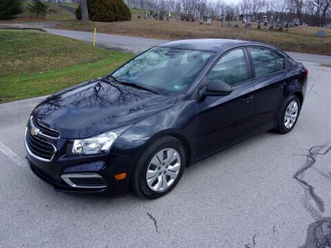 2016 Chevrolet Cruze Limited for sale at Pyles Auto Sales in Kittanning PA