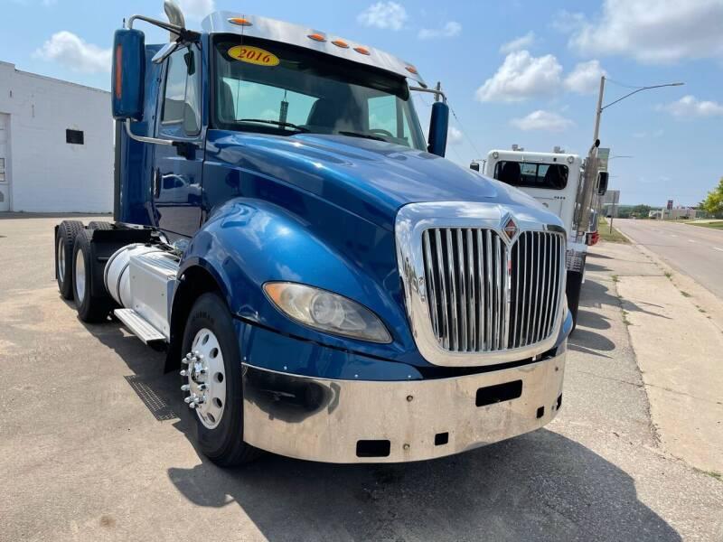 2016 International ProStar for sale at Money Trucks Inc in Hill City KS