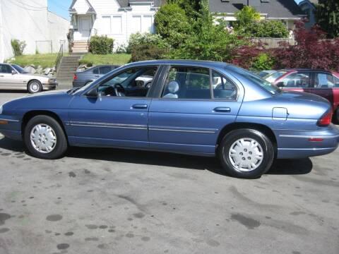 1998 Chevrolet Lumina for sale at UNIVERSITY MOTORSPORTS in Seattle WA