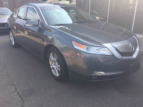 2010 Acura TL for sale at MELILLO MOTORS INC in North Haven CT