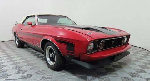 1973 Ford Mustang for sale at Autos by Jeff Scottsdale in Scottsdale AZ
