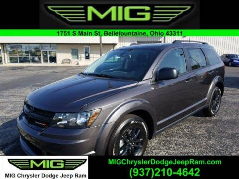 2020 Dodge Journey for sale at MIG Chrysler Dodge Jeep Ram in Bellefontaine OH