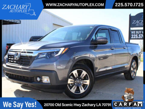 2019 Honda Ridgeline for sale at Auto Group South in Natchez MS