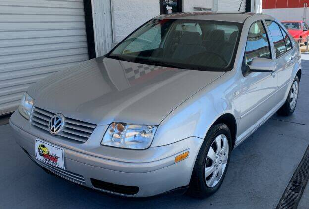 2002 Volkswagen Jetta for sale at Tiny Mite Auto Sales in Ocean Springs MS