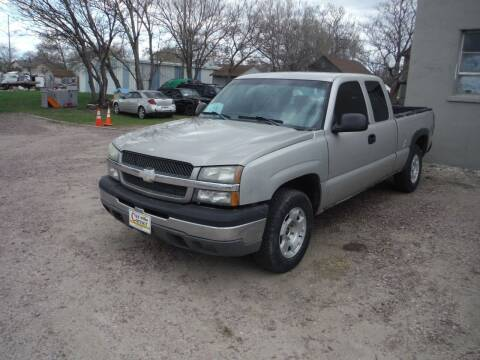 2006 Chevrolet Silverado 1500 for sale at Car Corner in Sioux Falls SD