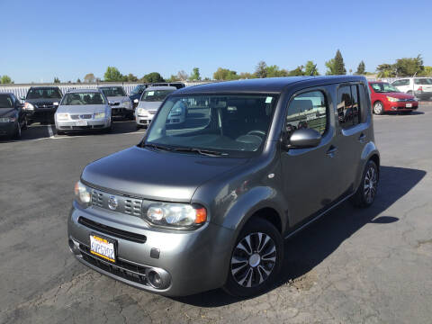 2012 Nissan cube for sale at My Three Sons Auto Sales in Sacramento CA
