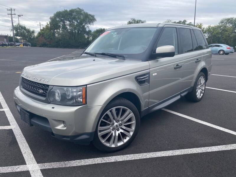 2011 Land Rover Range Rover Sport for sale at PA Auto World in Levittown PA
