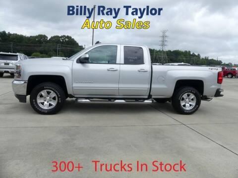 2016 Chevrolet Silverado 1500 for sale at Billy Ray Taylor Auto Sales in Cullman AL