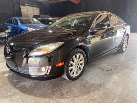 2011 Mazda MAZDA6 for sale at Safe Trip Auto Sales in Dallas TX