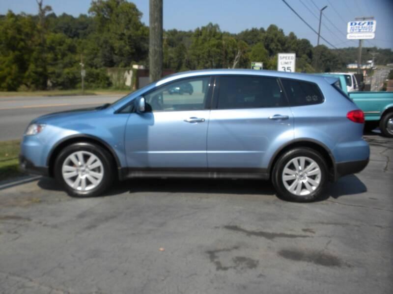 2010 Subaru Tribeca for sale at D & B Auto Sales & Service in Martinsville VA