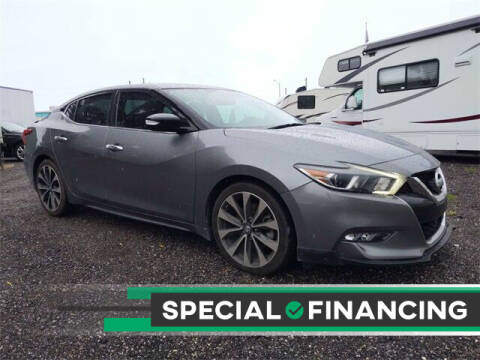 2016 Nissan Maxima for sale at Car Spot Of Central Florida in Melbourne FL