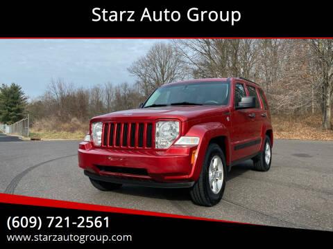 2009 Jeep Liberty for sale at Starz Auto Group in Delran NJ
