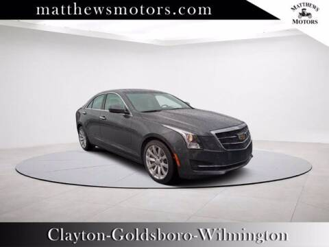 2017 Cadillac ATS for sale at Auto Finance of Raleigh in Raleigh NC