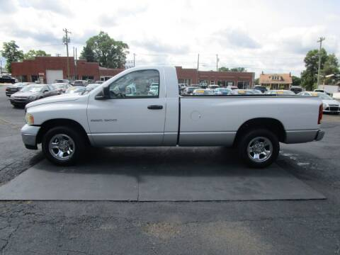 2004 Dodge Ram Pickup 1500 for sale at Taylorsville Auto Mart in Taylorsville NC