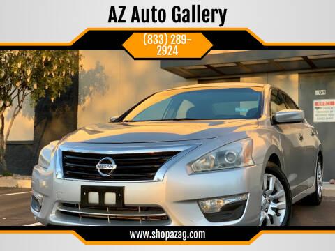 2013 Nissan Altima for sale at AZ Auto Gallery in Mesa AZ