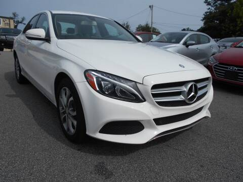 2015 Mercedes-Benz C-Class for sale at AutoStar Norcross in Norcross GA