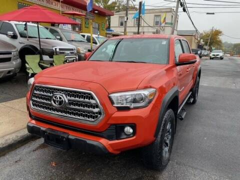 2017 Toyota Tacoma for sale at Drive Deleon in Yonkers NY