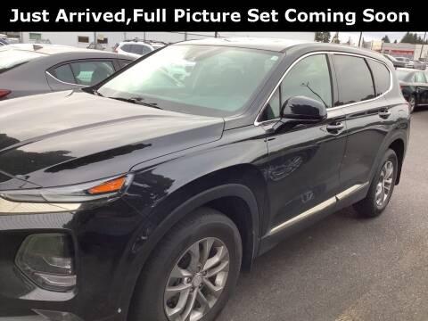 2019 Hyundai Santa Fe for sale at Royal Moore Custom Finance in Hillsboro OR
